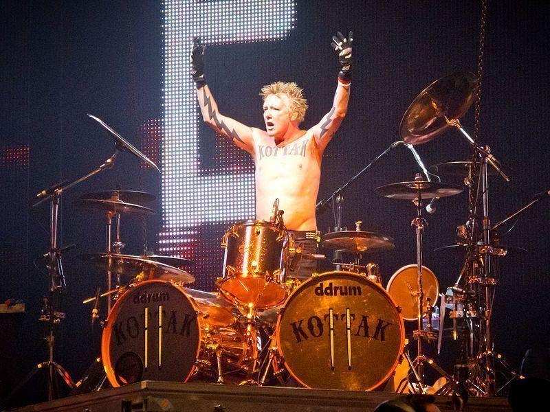 Scorpions drummer jailed after Dubai airport arrest