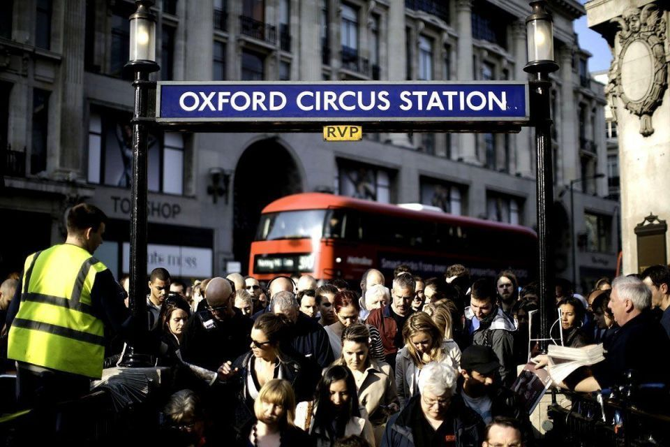 London Tube strike affects commuters