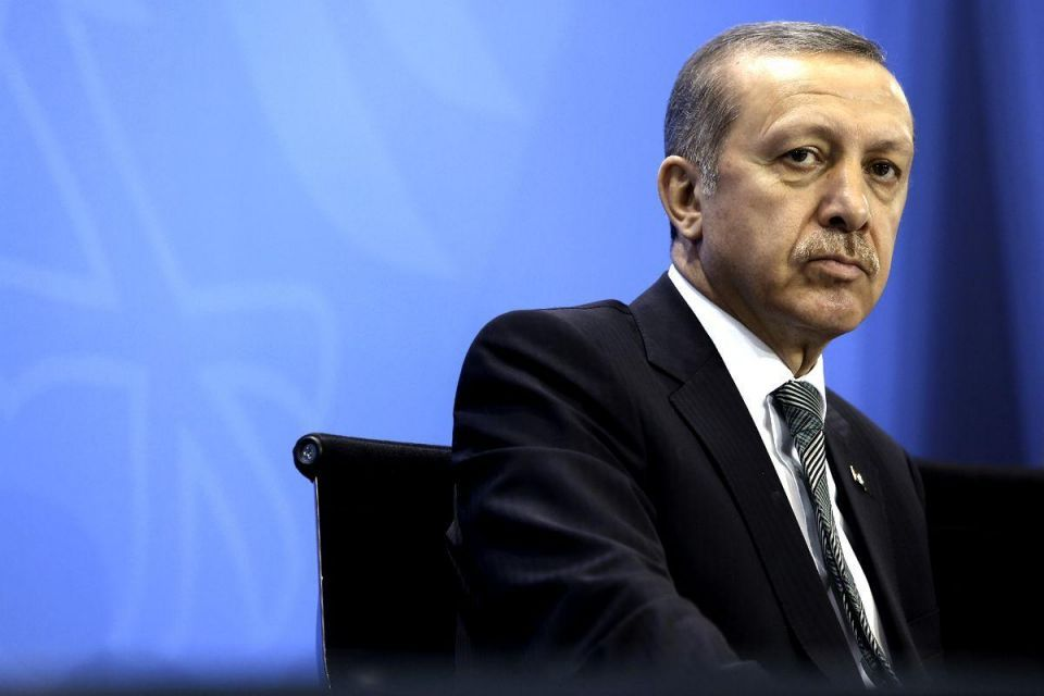 Turkey defends actions over consulate seizure in Iraq