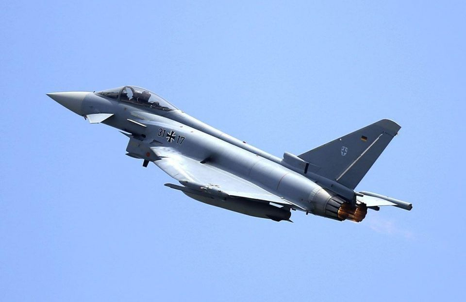 Finmeccanica said to sign $4.4bn Kuwait Eurofighter deal on Jan 31