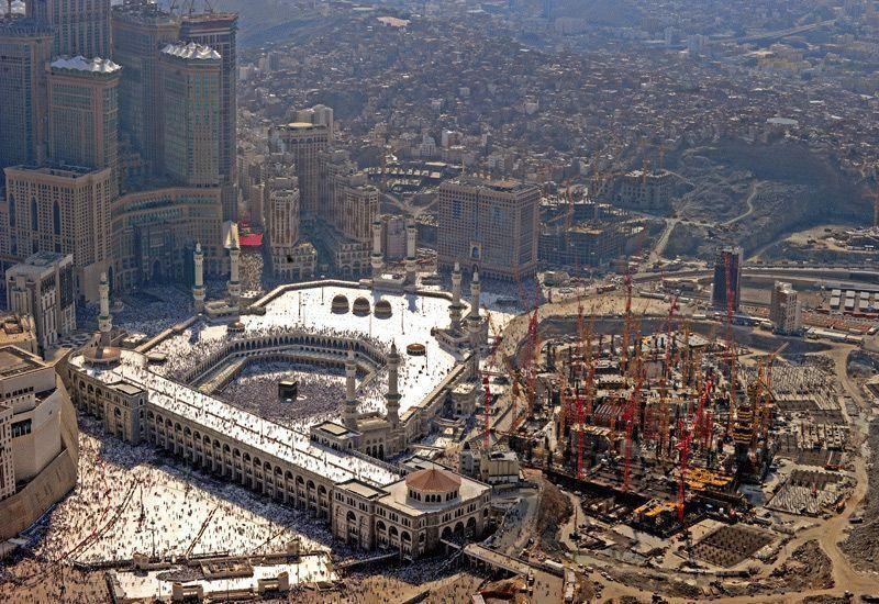 $16bn Makkah Gate project to accommodate 800,000 people
