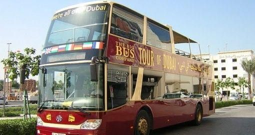 Big Bus Tours inks deal for own passenger stops in Dubai
