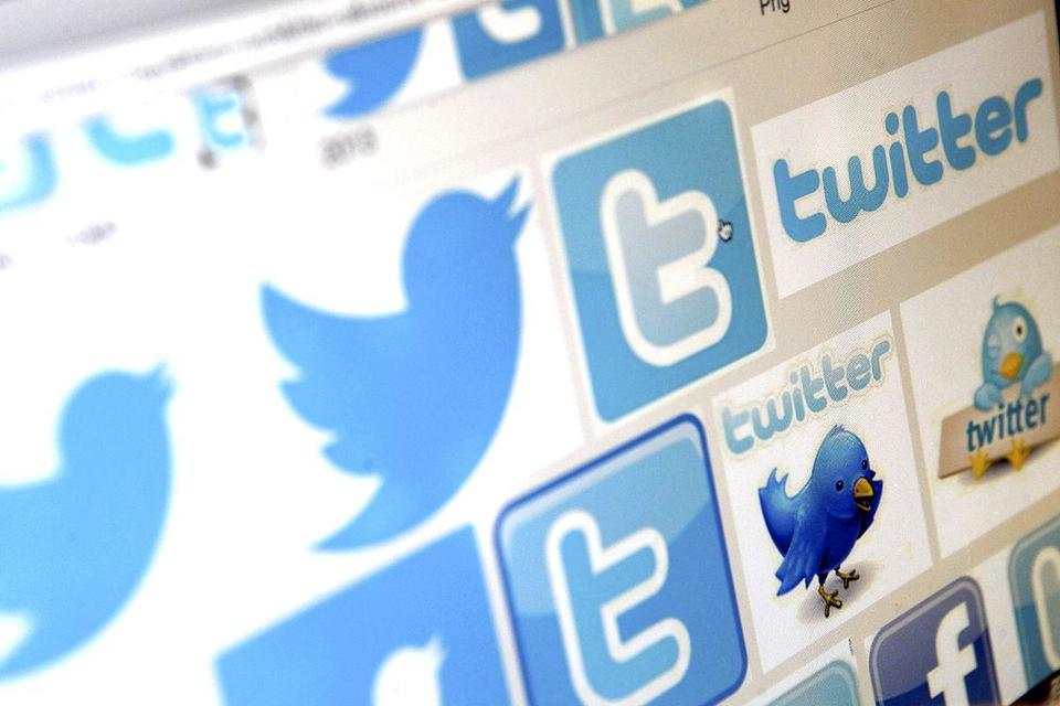 Twitter shares fall as growth of monthly users slows