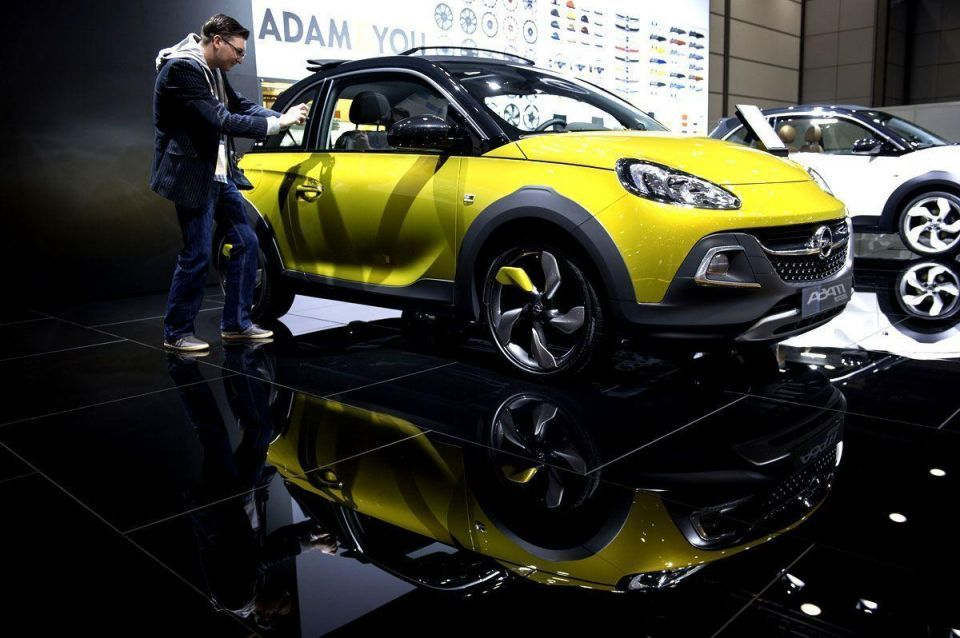 In Pictures: Leipzig auto show