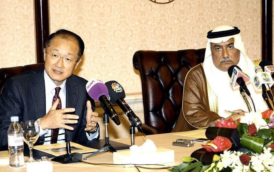World Bank's president to visit Saudi Arabia, Lebanon, and Jordan