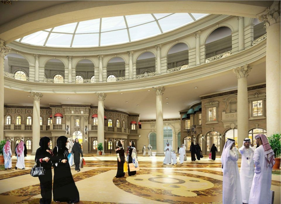 $1.3bn Paris-inspired luxury project launched in Doha
