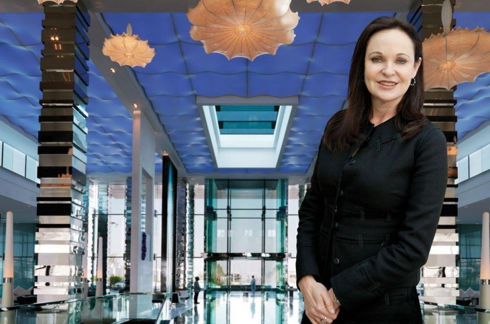Lap of luxury: FRHI Int'l president Jennifer Fox