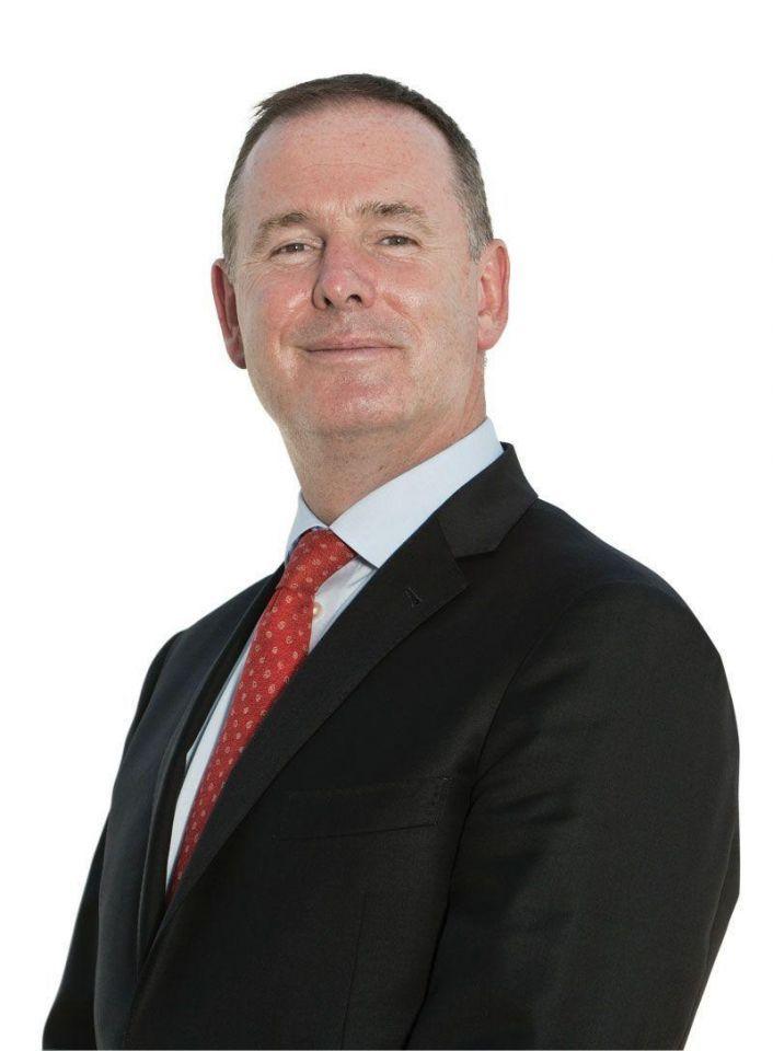 Man on a mission: Abu Dhabi Airports CEO Tony Douglas