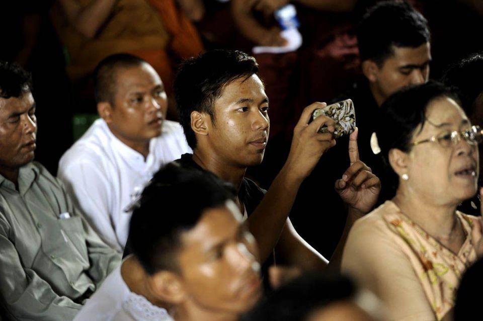 Myanmar's Buddhist monks boycott Qatar's Ooredoo