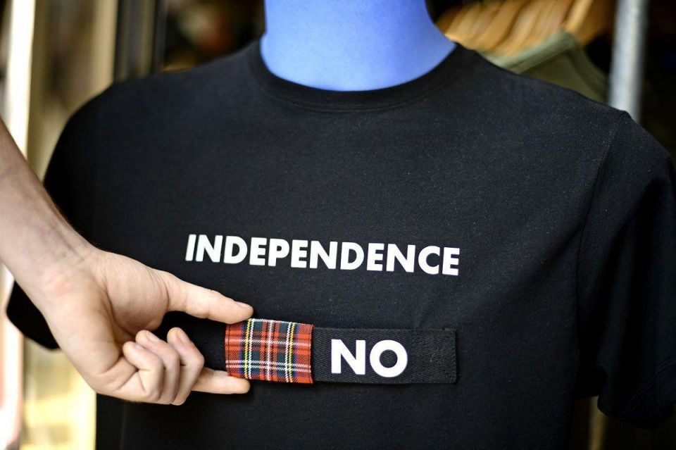 100 days until Scotland's independence referendum