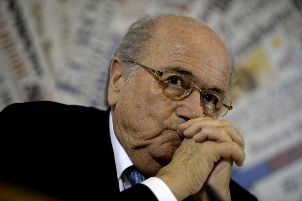 FIFA's Blatter calls on Iran to allow women into stadiums