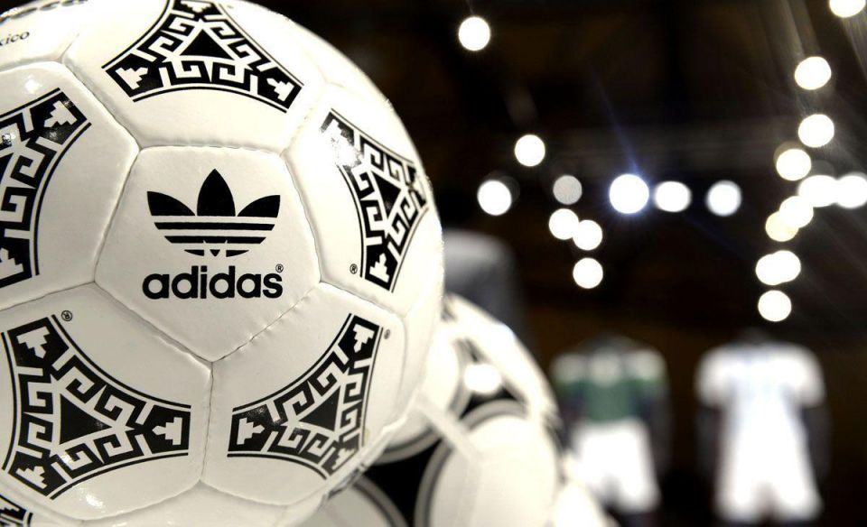 Egyptian shareholder in 'constructive' talks with Adidas