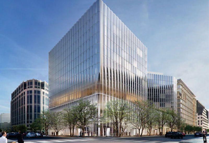 Qatari Diar behind new Conrad Washington DC hotel