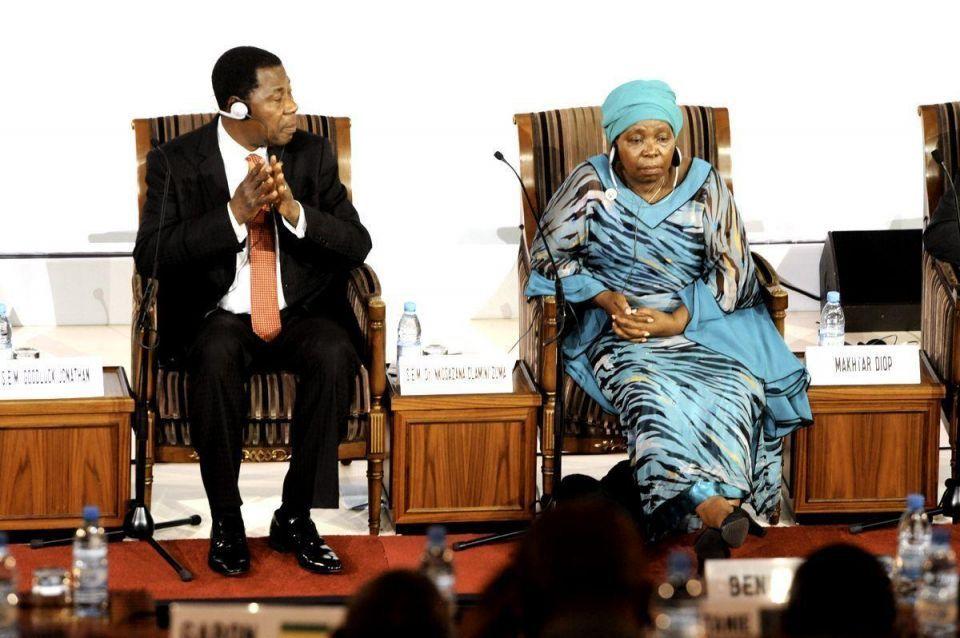New partnership for Africa's development
