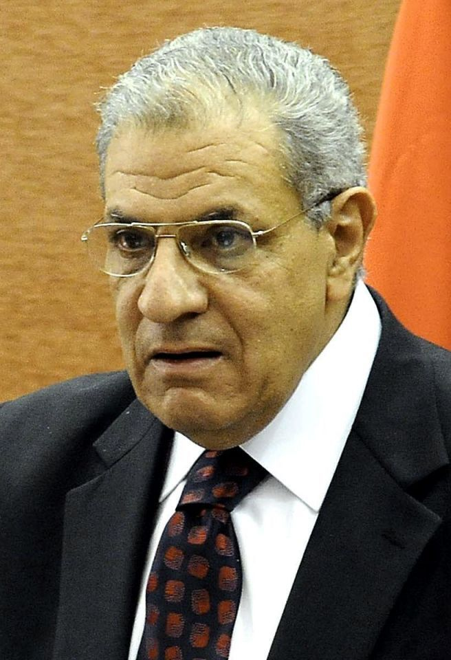 Egyptian PM Mehleb sworn in