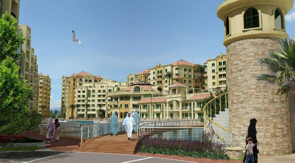 Schon says deal signed to complete delayed Dubai Lagoon