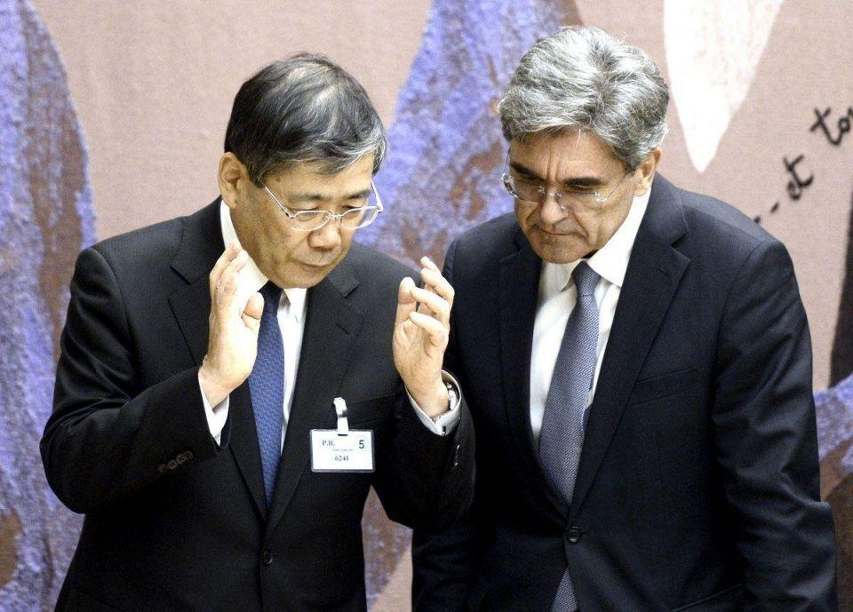Siemens and Mitsubishi bid for Alstom