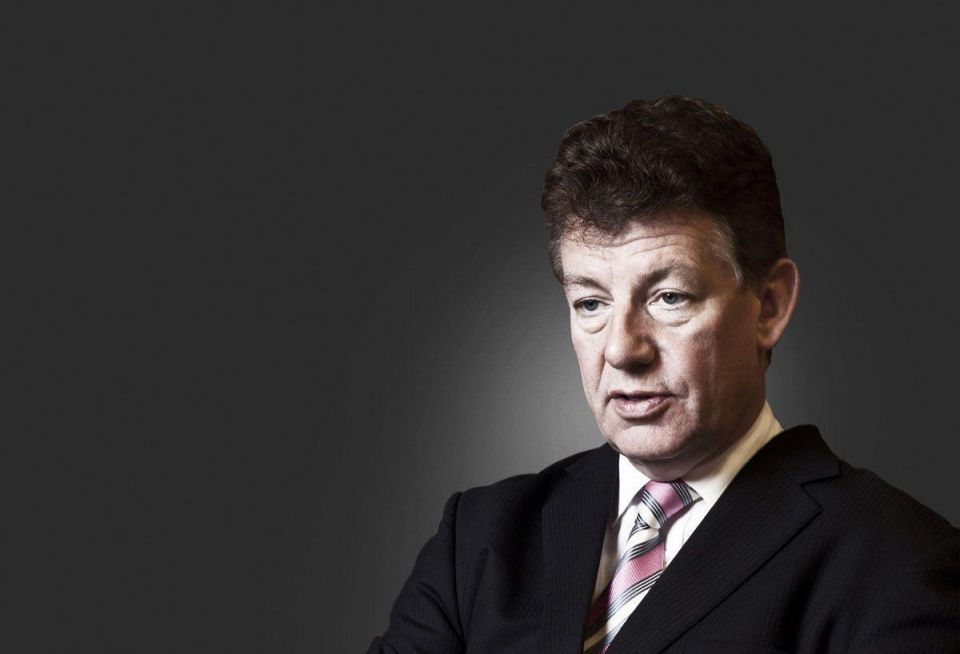 Interview: Dubai Airports CEO Paul Griffiths