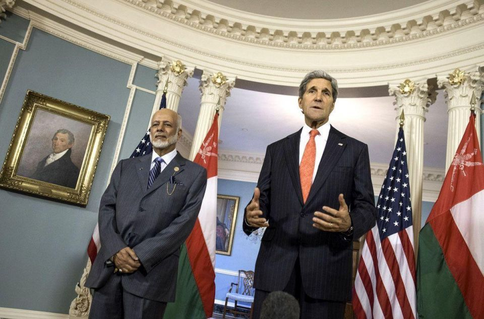 US officials meet with GCC diplomats