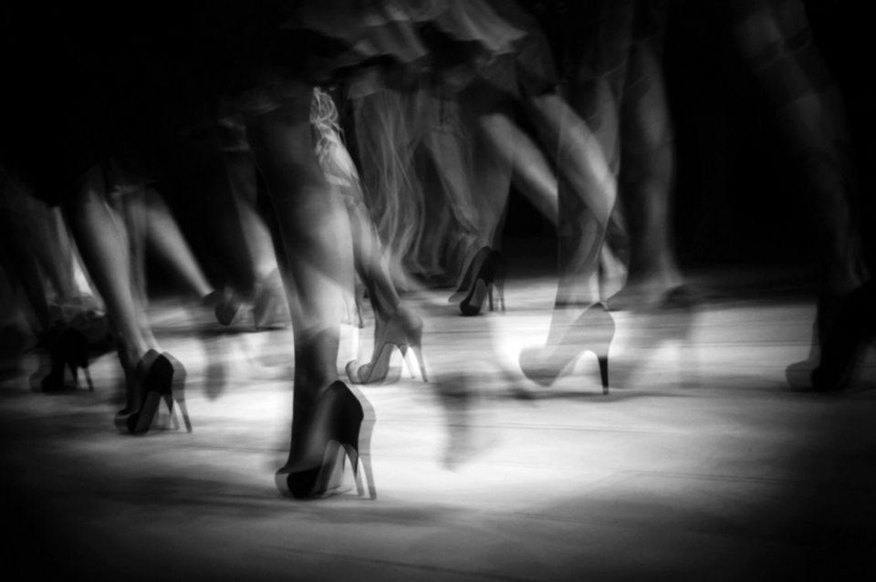 What's so hot about high heels?