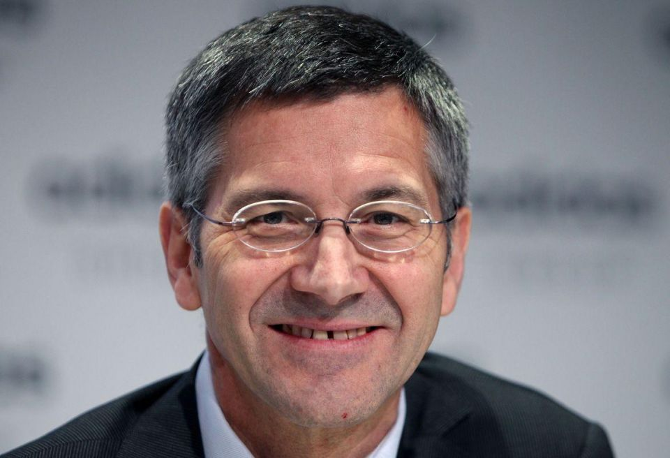 Interview: Adidas CEO Herbert Hainer on World Cup 2014