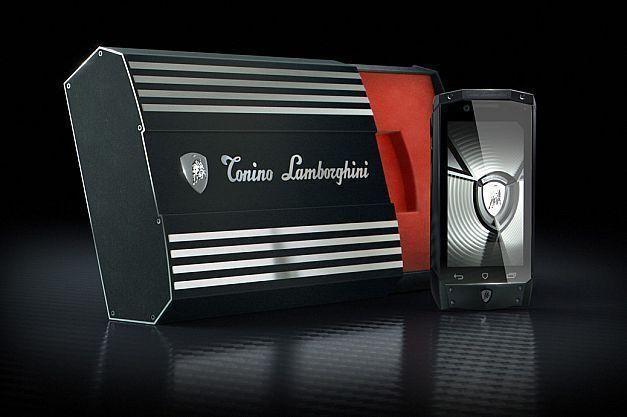 Lamborghini-branded smartphone launched in Dubai