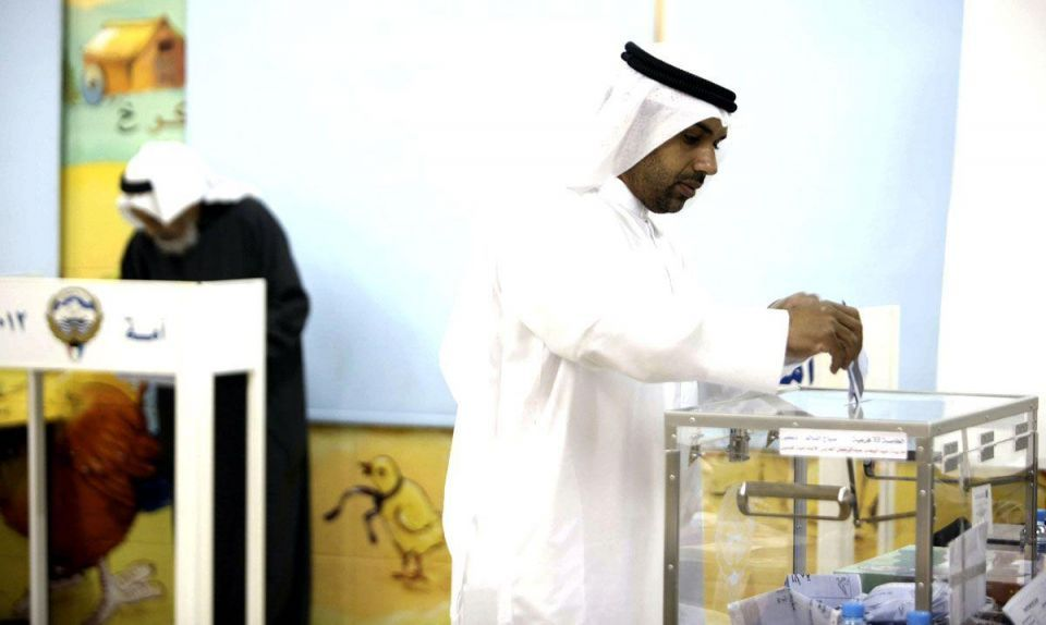 Government gets comfortable majority in Kuwaiti parliament