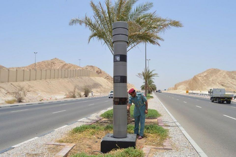 Police in the UAE consider 10kph reduction of speed buffer