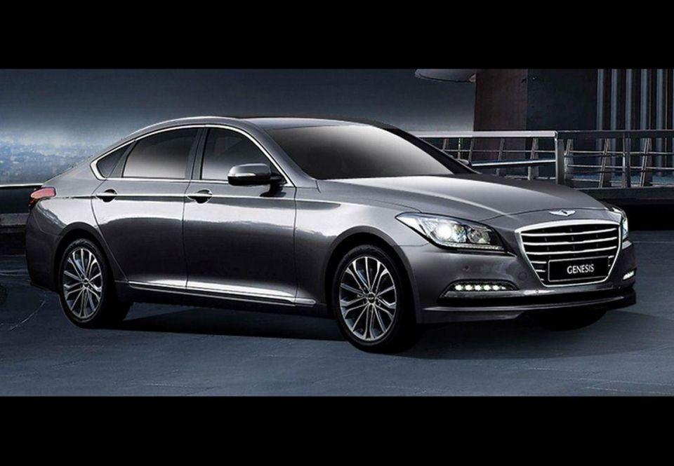 New Hyundai slows down ahead of speed radars
