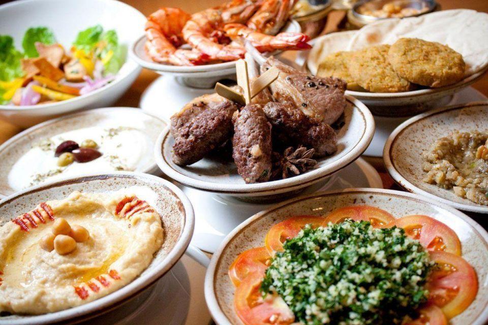 Azalya: A buffet with an individual twist