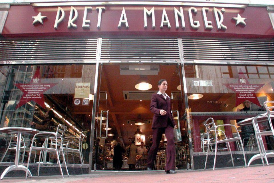 UK's Pret A Manger says set to make Dubai debut