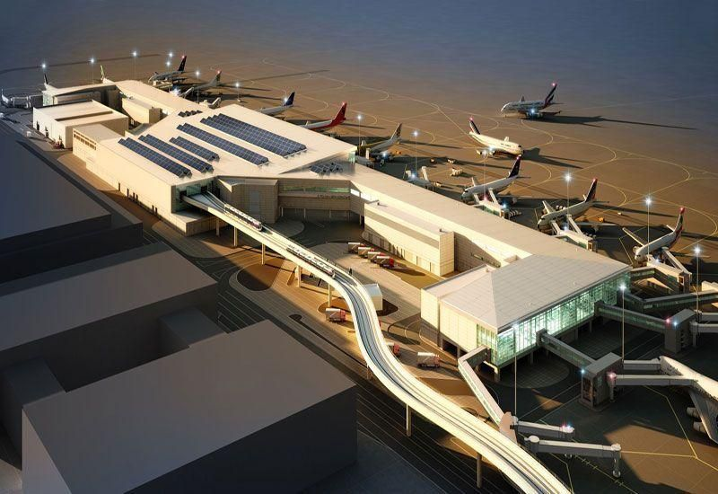 Dubai Int'l to hold Concourse D trials in August