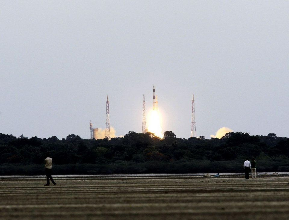 India's low cost rocket