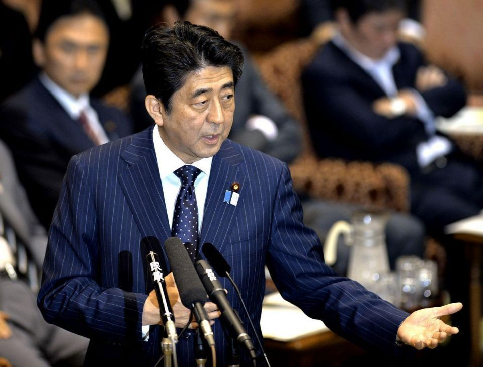 Japan eyes setting up military rescue squad after ISIL beheadings