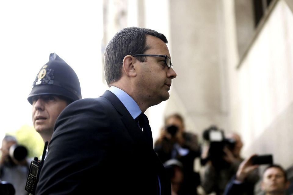 Andy Coulson returns to court