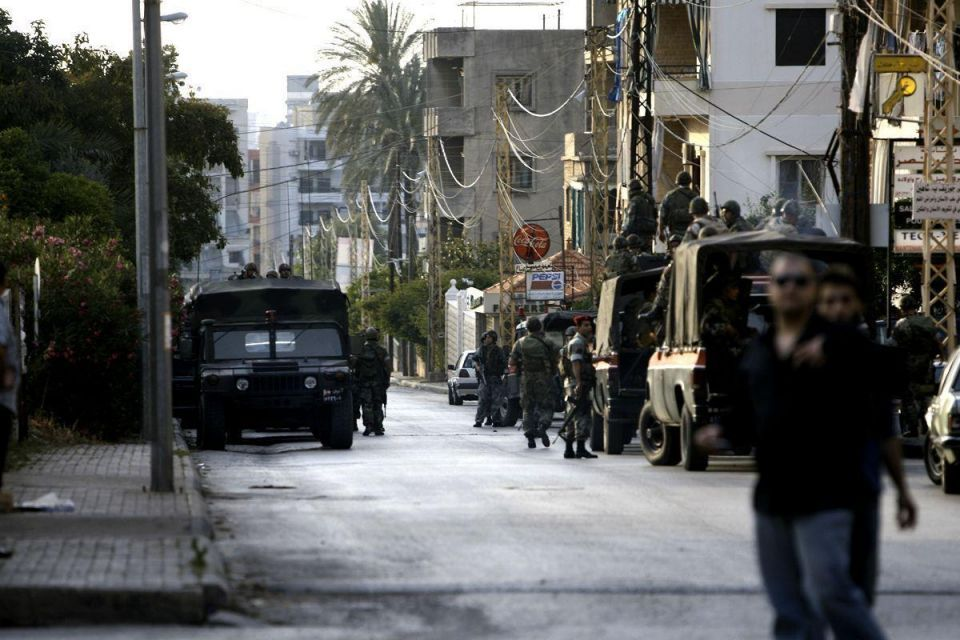 Two killed in gun battle in Palestinian district of Beirut