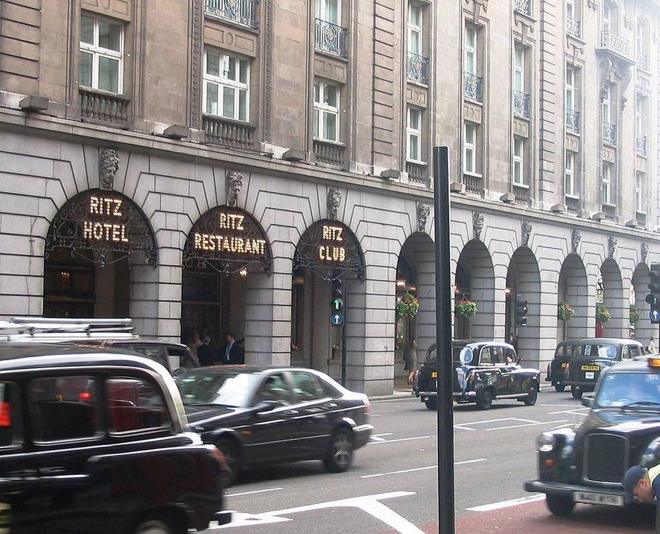Omani minister's wife sues London's The Ritz over $3.4m gambling debt