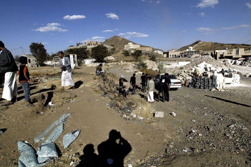 Attack on Saudi-Yemen border post