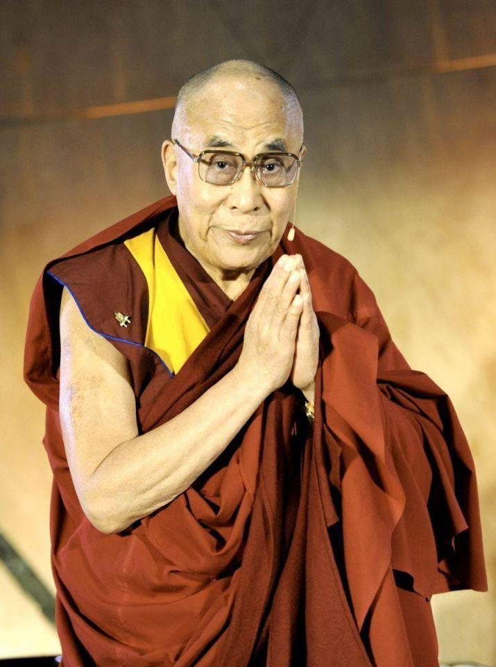 Dalai Lama calls for end to Muslim violence