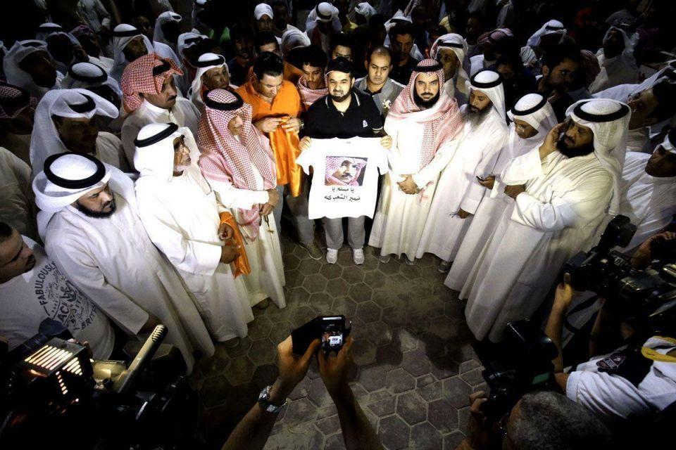 Kuwaiti court frees al-Barrak