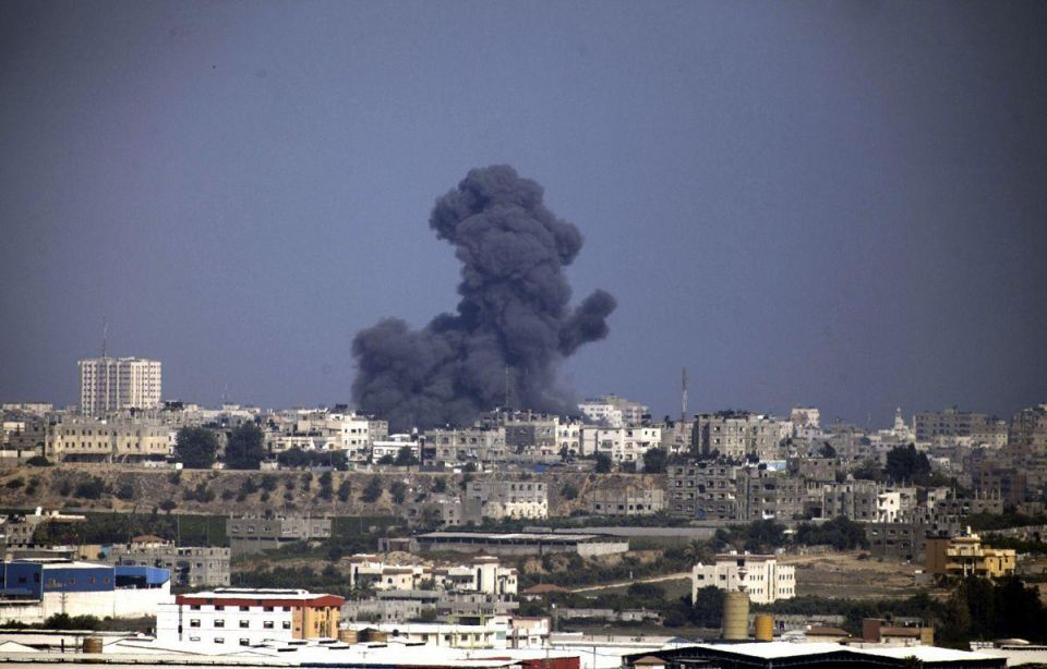 Update: Palestinians says Gaza truce extended five days