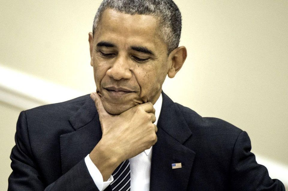 Obama defends his foreign policy in the MidEast