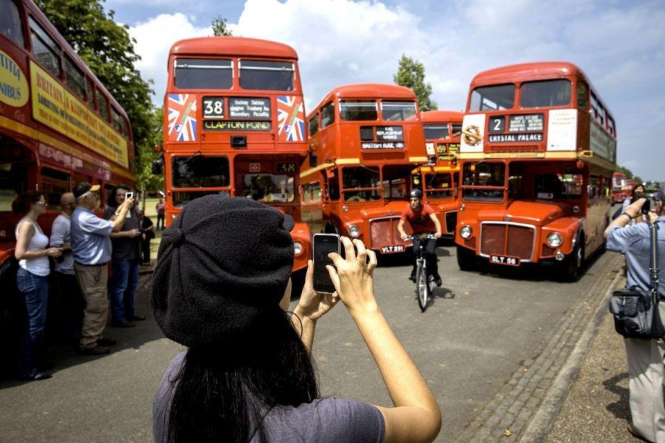 60th Anniversary of the Routemaster bus