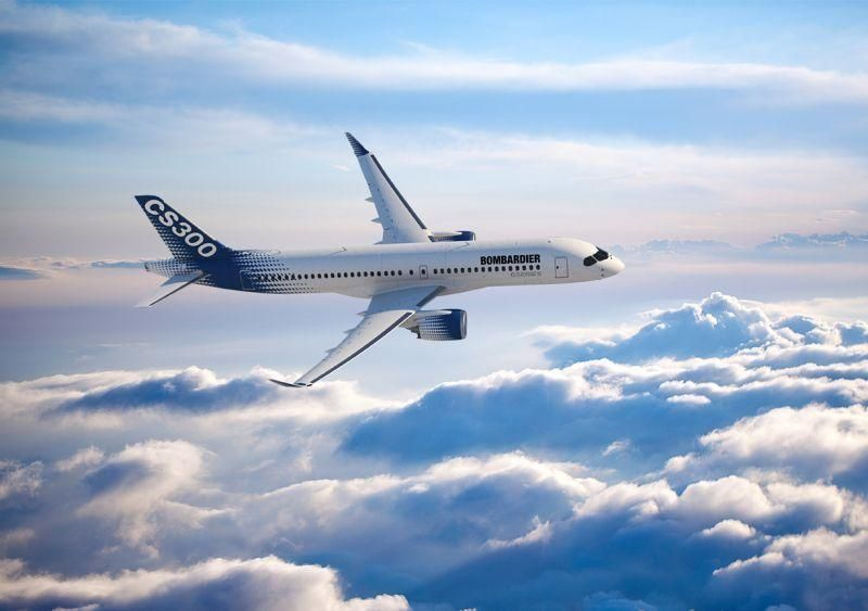 Bombardier's CSeries aircraft gets lift with new tentative orders