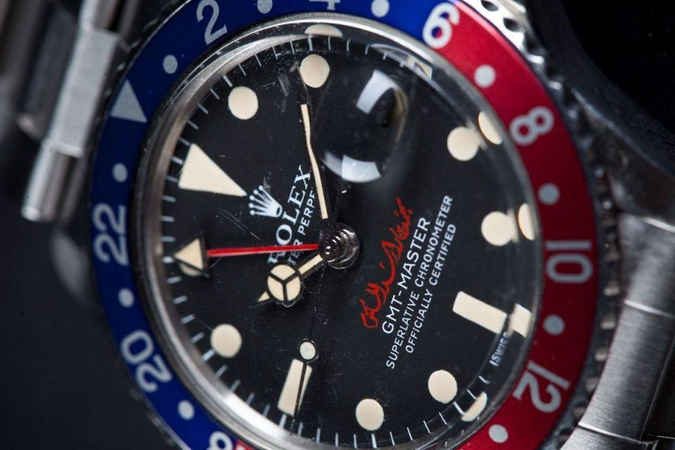 Gallery: Eight rare collectable Rolex watches in Dubai