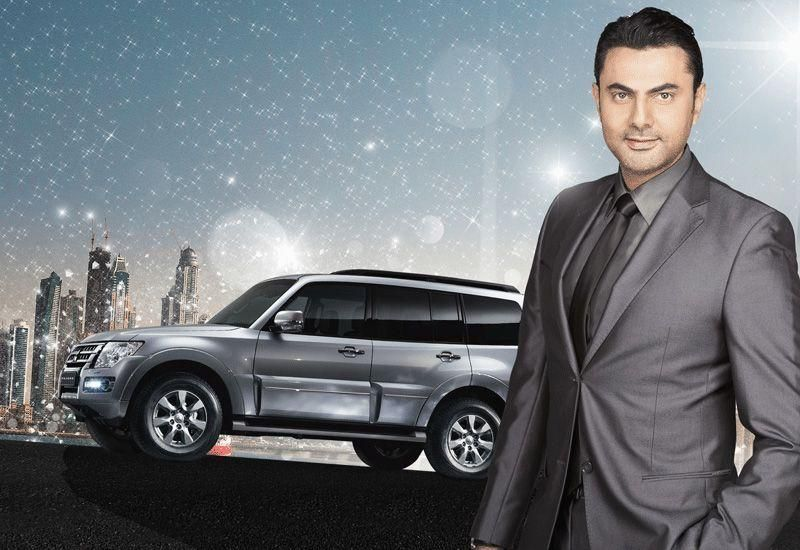 TV star Mohamed Karim is Mitsubishi's new voice in UAE