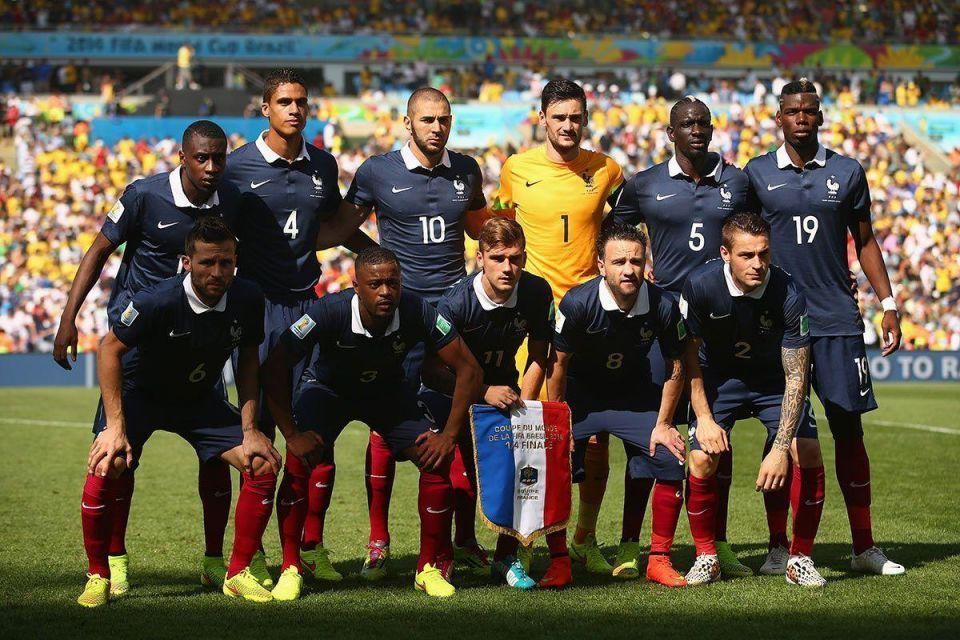 Revealed: FIFA World Rankings 2014