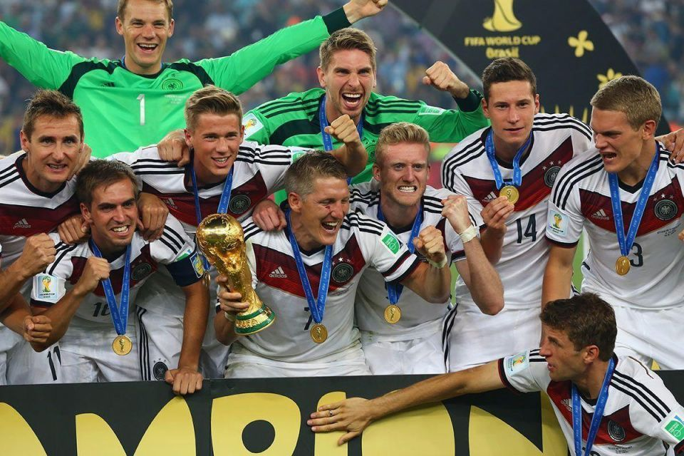 Revealed: Latest FIFA rankings of world's best football nations