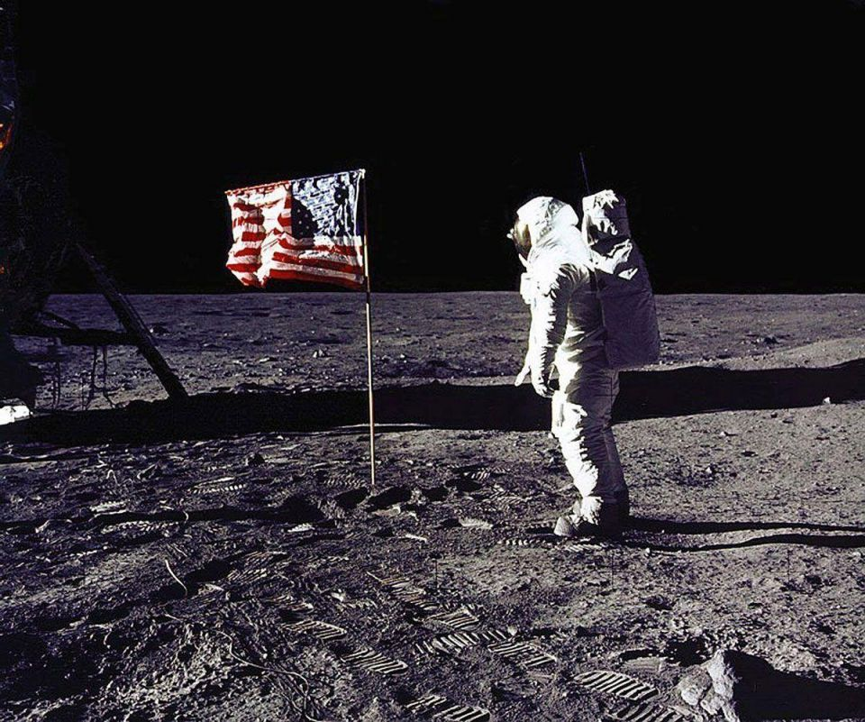 45th anniversary of Apollo 11's first human landing on the Moon
