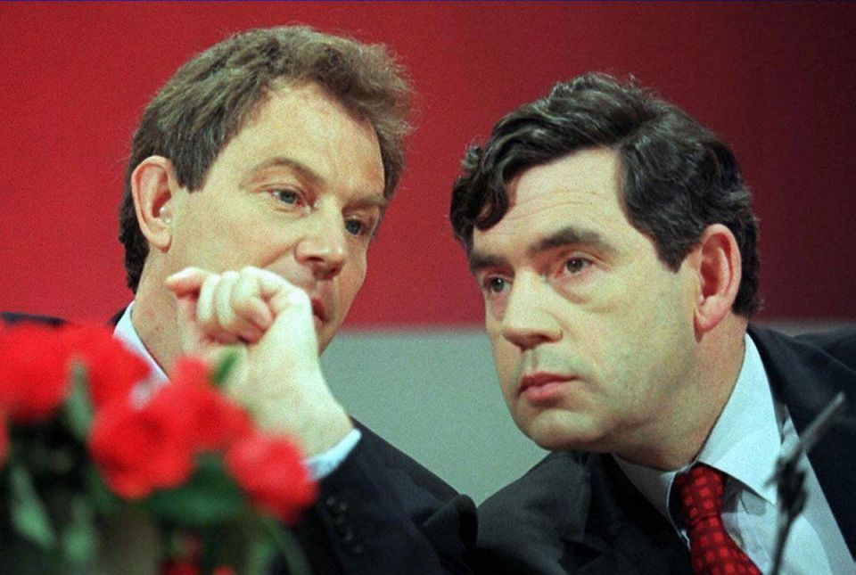 Blair marks the 20th anniversary of his election as Labour Party leader